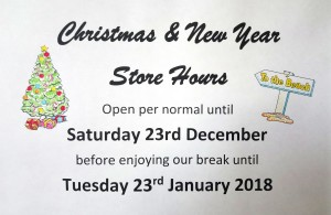 xmas new year hours 17